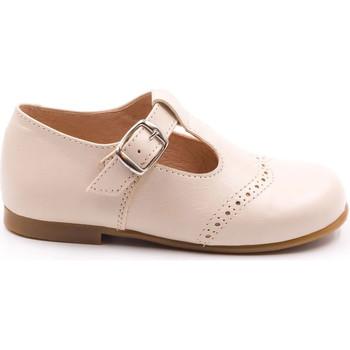Chaussures Fille Ballerines / babies Boni & Sidonie Chaussures premier pas - CESAR Blanche
