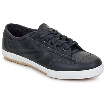 Scarpe Sneakers basse Feiyue FE LO PLAIN CHOCO Nero