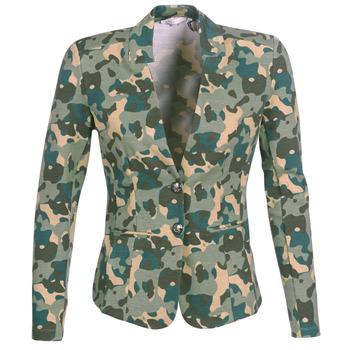 Abbigliamento Donna Giacche / Blazer Les Petites Bombes AZITAZ Multicolore