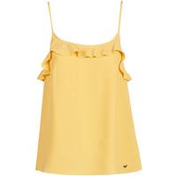 Kleidung Damen Tops Les Petites Bombes AZITAFE Gelb