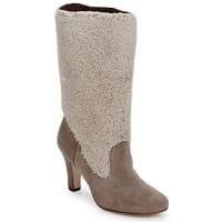 Schuhe Damen Low Boots Paul & Joe Sister VANILLE Schwarz /