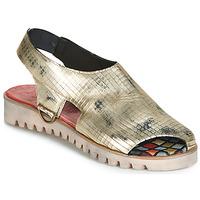 Chaussures Femme Sandales et Nu-pieds Papucei BLIS Argenté