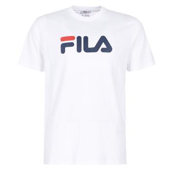 Kleidung T-Shirts Fila PURE Short Sleeve Shirt Weiß