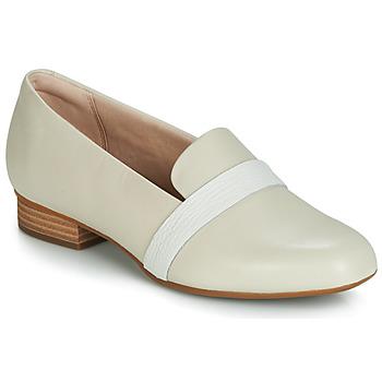 Schuhe Damen Ballerinas Clarks JULIET ARIEL Beige