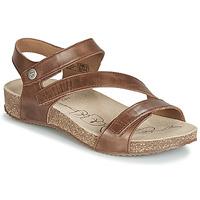 Schuhe Damen Sandalen / Sandaletten Josef Seibel TONGA 25 Braun,