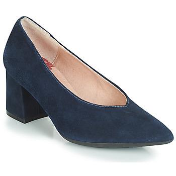 Schuhe Damen Pumps Dorking 7805 Marineblau