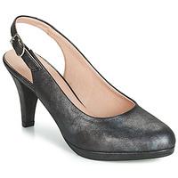 Schuhe Damen Pumps Dorking 7119 Schwarz