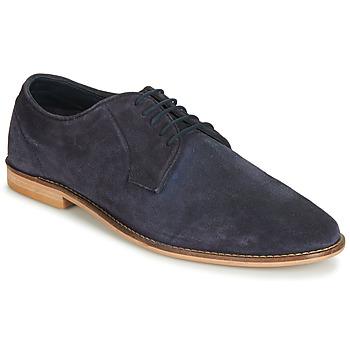 Schuhe Herren Derby-Schuhe Frank Wright FINLAY Blau