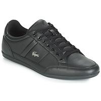 Chaussures Homme Baskets basses Lacoste CHAYMON BL 1 Noir