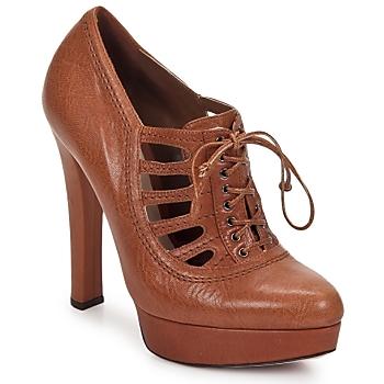 Chaussures Femme Low boots Sebastian AYCU Marron