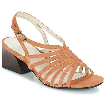 Schuhe Damen Sandalen / Sandaletten Vagabond BELLA Beige
