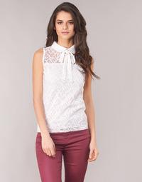 Abbigliamento Donna Top / Blusa Morgan DINCO Bianco