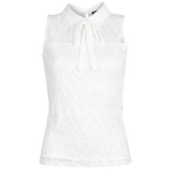 Vêtements Femme Tops / Blouses Morgan DINCO Blanc