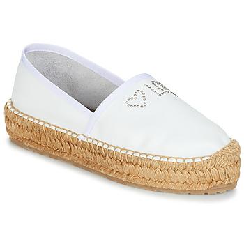 Chaussures Femme Espadrilles Love Moschino JA10163G07 Blanc