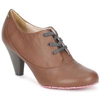 Schuhe Damen Ankle Boots Terra plana GINGER ANKLE Braun,