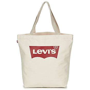 Taschen Damen Shopper / Einkaufstasche Levi's Batwing Tote W Naturfarben