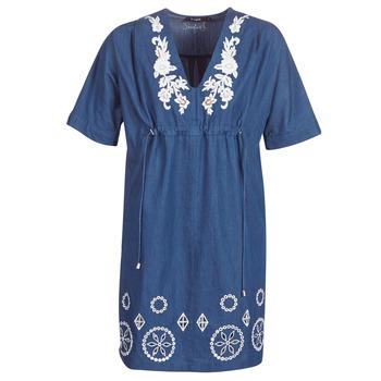 Abbigliamento Donna Abiti corti Desigual ELECTRA Marine