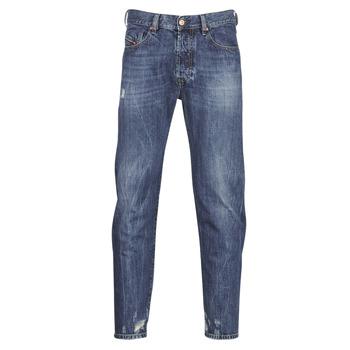 Kleidung Herren Slim Fit Jeans Diesel MHARKY Blau / 080ag