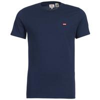 Kleidung Herren T-Shirts Levi's SS ORIGINAL HM TEE Marine