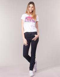 Abbigliamento Donna Jeans dritti Levi's 724 HIGH RISE STRAIGHT Thé / Nove