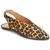 Scarpe Donna Ballerine Jonak APIO Leopard