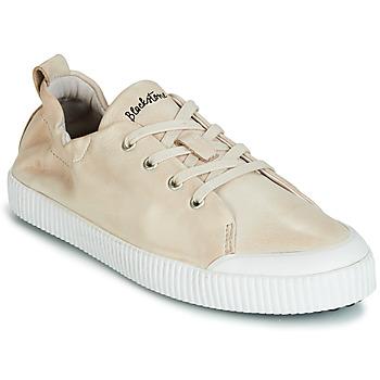 Chaussures Femme Baskets basses Blackstone RL78 Beige