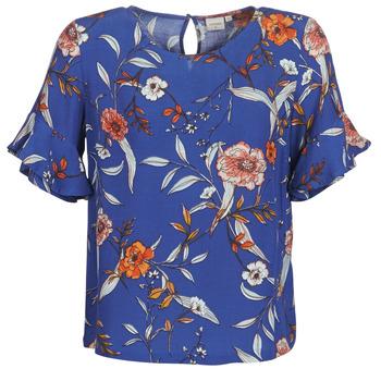 Kleidung Damen Tops / Blusen Cream ALLY Blau
