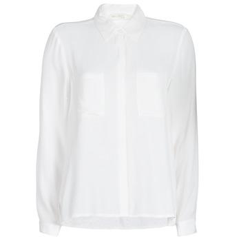 Kleidung Damen Hemden See U Soon GARAGARE Weiss