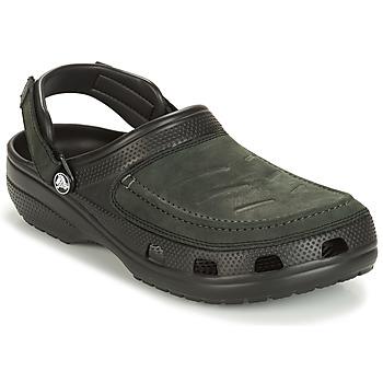 Schuhe Herren Pantoletten / Clogs Crocs YUKON VISTA CLOG M Schwarz