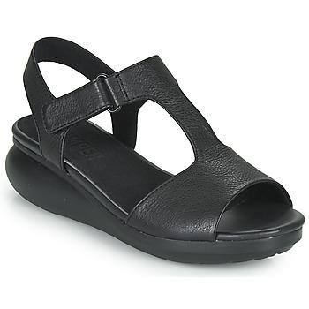 Schuhe Damen Sandalen / Sandaletten Camper BALLOON SALOME Schwarz
