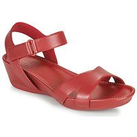 Schuhe Damen Sandalen / Sandaletten Camper Micro Rot