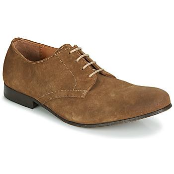 Schuhe Herren Derby-Schuhe Hudson PIER Braun,