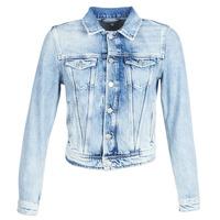 Kleidung Damen Jeansjacken Pepe jeans CORE Blau / Md0