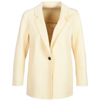 Vêtements Femme Vestes / Blazers Oakwood OSLO Jaune Clair
