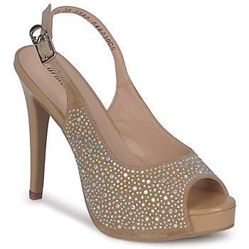 Schuhe Damen Sandalen / Sandaletten Carmen Steffens NIMEA Braun