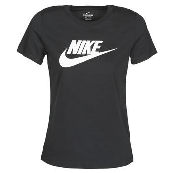 Vêtements Femme T-shirts manches courtes Nike NIKE SPORTSWEAR Noir