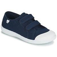 Schuhe Kinder Sneaker Low Citrouille et Compagnie JODIPADE Marineblau