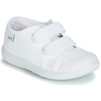 Scarpe Unisex bambino Sneakers basse Citrouille et Compagnie JODIPADE Bianco