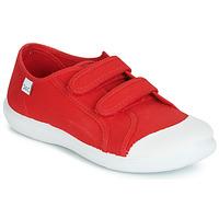 Schuhe Kinder Sneaker Low Citrouille et Compagnie JODIPADE Rot