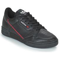 Schuhe Sneaker Low adidas Originals CONTINENTAL 80 Schwarz