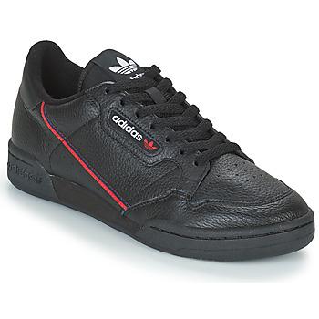Scarpe Sneakers basse adidas Originals CONTINENTAL 80 Nero
