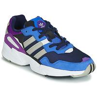 Schuhe Herren Sneaker Low adidas Originals YUNG 96 Blau