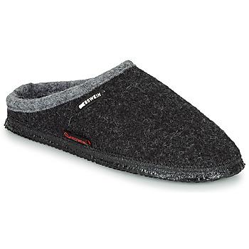 Chaussures Chaussons Giesswein DANNHEIM Anthracite