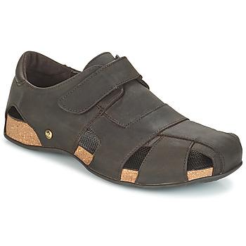 Schuhe Herren Sandalen / Sandaletten Panama Jack FLETCHER Braun,