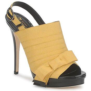 Schuhe Damen Sandalen / Sandaletten Jerome C. Rousseau ROXY Gelb