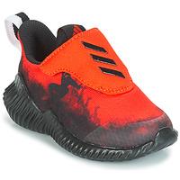 Scarpe Bambino Running / Trail adidas Performance FORTARUN SPIDER-MAN Rosso / Nero