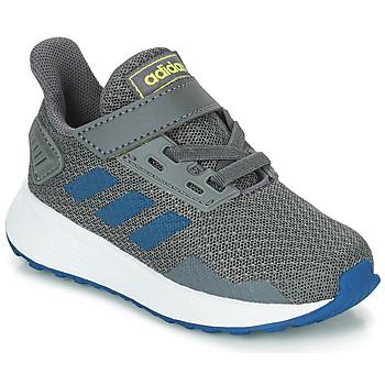 Scarpe Bambino Running / Trail adidas Performance DURAMO 9 I Grigio