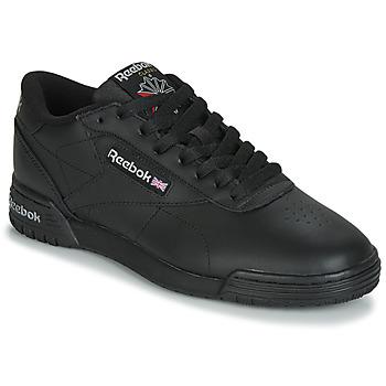 Schuhe Sneaker Low Reebok Classic EXOFIT LO CLEAN LOGO INT Schwarz