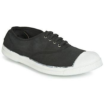 Scarpe Uomo Sneakers basse Bensimon TENNIS LACETS Carbone
