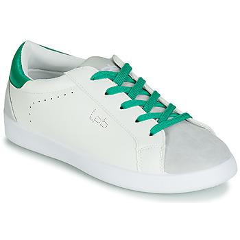 Chaussures Femme Baskets basses Les Petites Bombes ABIGAELE Blanc